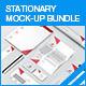 Stationery Branding Mock-up Bundle - GraphicRiver Item for Sale