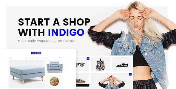 Indigo - Simple WooCommerce Shop
