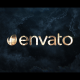 Cinematic Gold Particles Logo Reveal - VideoHive Item for Sale