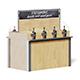 Market Shelf 3D Model - Nuts - 3DOcean Item for Sale
