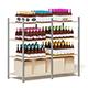 Market Shelf 3D Model - Wines - 3DOcean Item for Sale