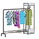 Market Rack 3D Model - Clothes - 3DOcean Item for Sale