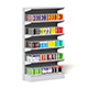Market Shelf 3D Model - Canned Drinks - 3DOcean Item for Sale