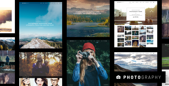 Photography | Photography WordPress for Photography Free Download | Nulled