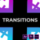 Modern Transitions - VideoHive Item for Sale