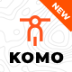 Komo - Bike Shop Store Rental Tours WordPress