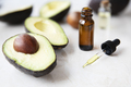 Avocado Oil Dropper Bottle - PhotoDune Item for Sale