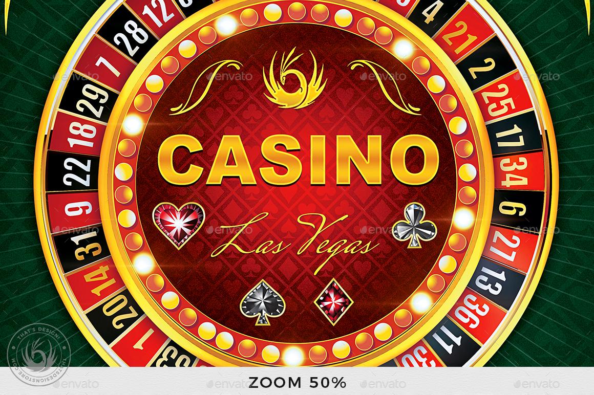 Casino Flyer