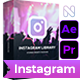 Instagram Library - Stories Presets Package - VideoHive Item for Sale