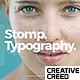 Stomp Opener / Clean Typography / Event Promo / Dynamic Slideshow - VideoHive Item for Sale