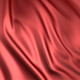 Red Silk Develops in the Wind - VideoHive Item for Sale