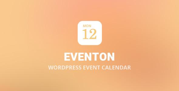 EventOn - WordPress Event Calendar Plugin