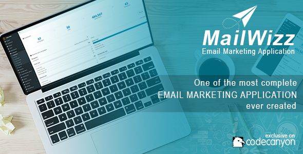 MailWizz - Email Marketing Application Cracked Codecanyon (3 7 MB