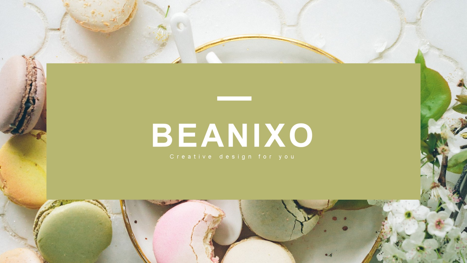 Beanixo - Creative Coffee Presentaion PowerPoint Template
