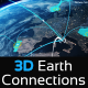 3D Earth Connections - VideoHive Item for Sale