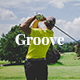 Groove - Golf Club Keynote Template - GraphicRiver Item for Sale