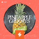 Pineapple Grooves - Audio Podcast Cover Design Template - GraphicRiver Item for Sale