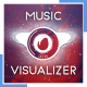 Audio React Parallax Music Visualizer - VideoHive Item for Sale