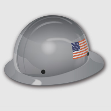 Construction Hats - GraphicRiver Item for Sale
