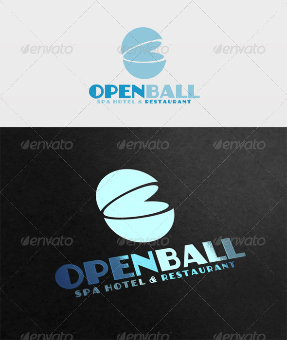 Open Nut Logo - Symbols Logo Templates