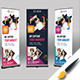 Roll Up Banner Bundle. - GraphicRiver Item for Sale