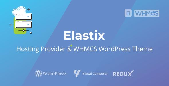 Elastix – Hosting Provider & WHMCS WordPress Theme Free Download