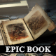 Epic Old Book - VideoHive Item for Sale