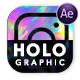 Holographic InstaStories Pack - VideoHive Item for Sale