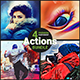 4 Premium Photoshop Actions Bundle - Apr19 #1 - GraphicRiver Item for Sale