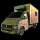 PBR Cargo Truck