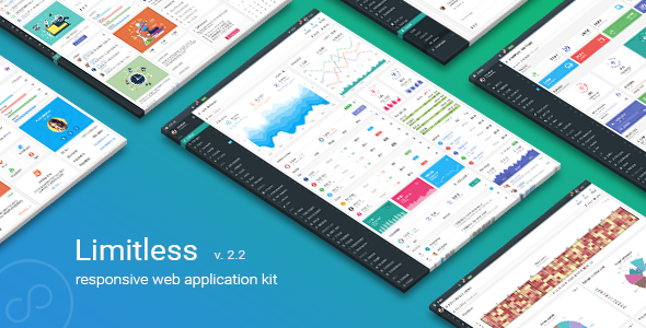 Limitless - Responsive Web Application Kit