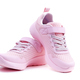 Unbranded pink running shoes on a white background - PhotoDune Item for Sale