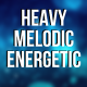 Energetic Melodic Dubstep Logo