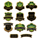 Set of labels - GraphicRiver Item for Sale