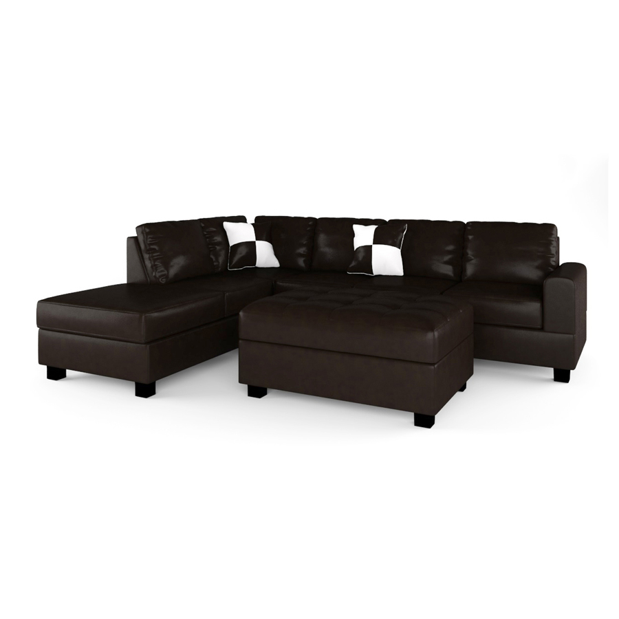 Stupendous Russ Sectional With Ottoman Alphanode Cool Chair Designs And Ideas Alphanodeonline