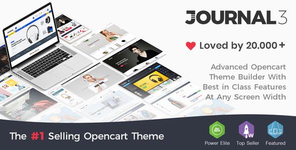 Journal - Advanced Opencart Theme - Feedlinks net Global Site