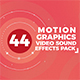 Motion Graphics Sound Effects Pack