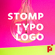 Typo Logo - VideoHive Item for Sale