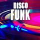 Upbeat Disco Funk Logo