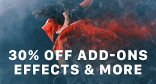 Visual Effects for Less
