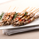 Arrosticini, or lamb skewers, from Abruzzo - PhotoDune Item for Sale