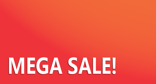 MUSIC - SPECIAL OFFER! MEGA SALE!