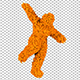 Redhead Hairy Dancing Dude - VideoHive Item for Sale
