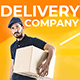 Logistic Presentation - Delivery Company Promotion - VideoHive Item for Sale