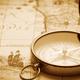 antique compass - PhotoDune Item for Sale