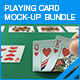 Playing Card Mock-up Bundle - GraphicRiver Item for Sale