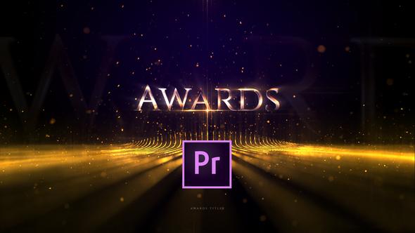 Awards Titles Golden Lines