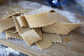 Whole Wheat Pappardelle - PhotoDune Item for Sale