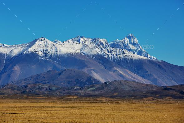 Perito Moreno Park - Stock Photo - Images