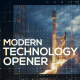 Technology Modern Opener - VideoHive Item for Sale
